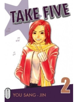 Take Five, Tome 2 : [Mar...