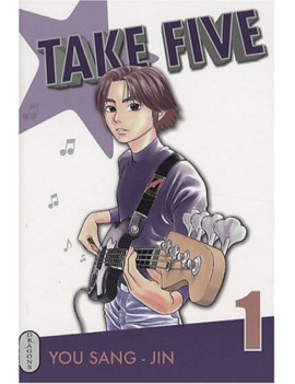 Take Five, Tome 1 : [Jan...