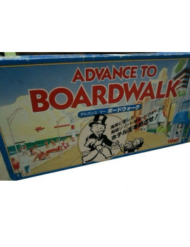 ADVANCE TO BOARDWALK...