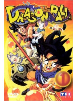 Dragon Ball - Volume 1 - 6...