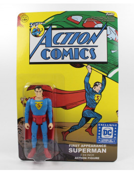 Action comics : SUPERMAN...