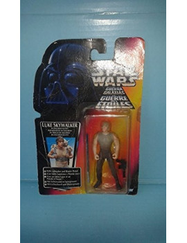 STAR WARS FIGURINE LUKE...