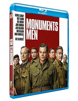 Monuments Men [Blu-ray]...