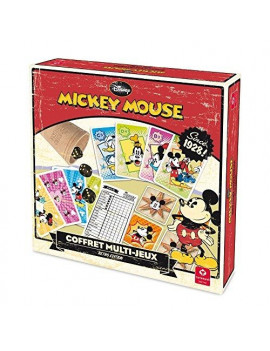 Shuffle Mickey Mousse -...