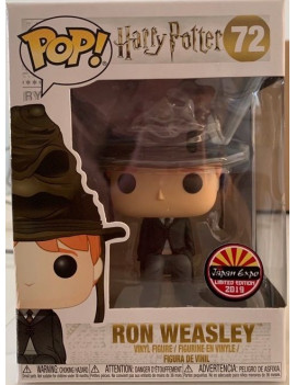 Pop ! Harry Potter RON...