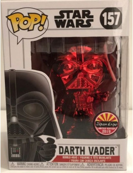 Pop ! Darth vader red...