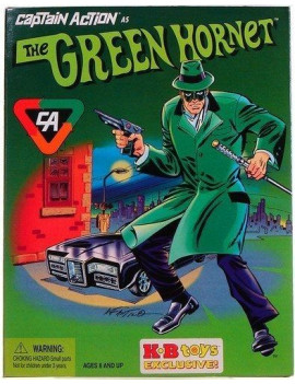 Captain Action : THE GREEN...