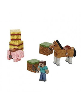 Minecraft - 2440 - Figurine...