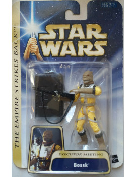 Star wars : Figurine BOSSK...