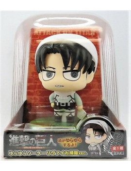 Attack On Titan Kyojin Levi...