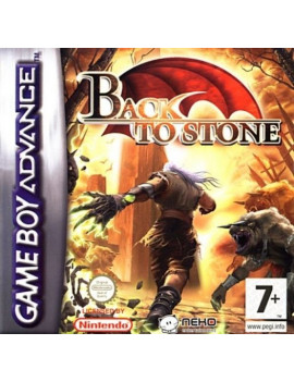 Back to stone [Game Boy...