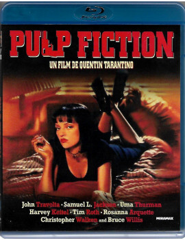 Pulp Fiction - Quentin...