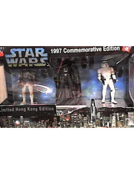 Star Wars Hong Kong 1997...