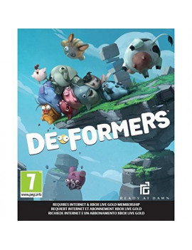 Deformers Xbox One