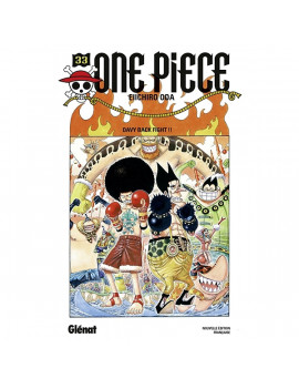 One piece, Volume 33