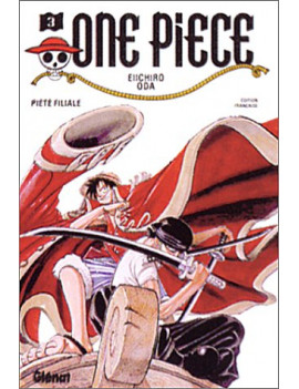 One Piece, tome 3 : Piété...