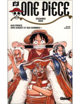 One Piece, Tome 2 : Aux...