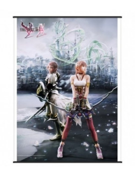 Final Fantasy XIII-2 Wall...