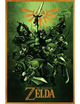 The Legend Of Zelda (Link)...