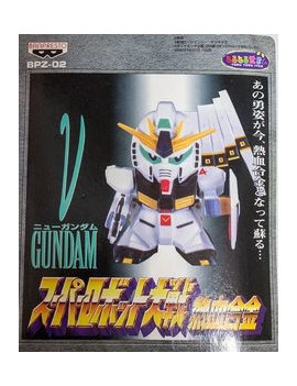 V New GUNDAM Figurine Super...