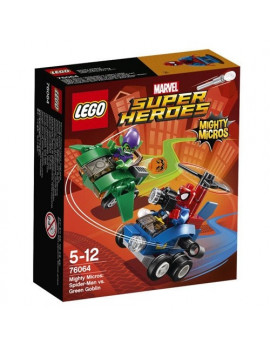 LEGO - 76064 - Marvel Super...