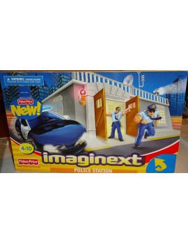 IMAGINEXT : Le commissariat...