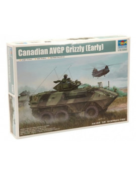Trumpeter 1/35 Canadian...
