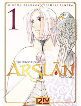 The Heroic Legend of Arslân...