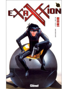 Exaxxion, tome 1