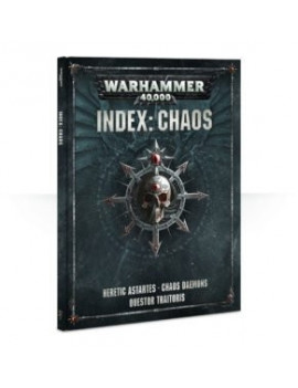 Warhammer 40k - Index Chaos Fr